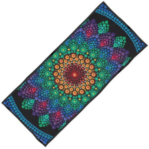 Sunshine In A Flower Beach Towel