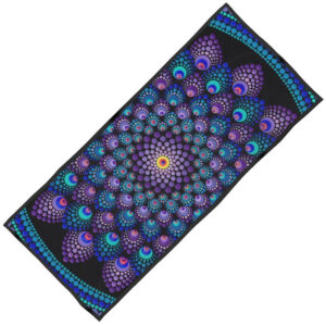 'Mamasita' Designed Beach Towel