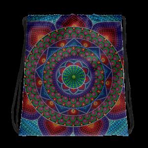 Sun Catcher Drawstring bag