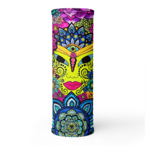 Cache-cou '3 Chakra Flower'