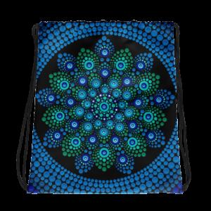 Azul Drawstring bag