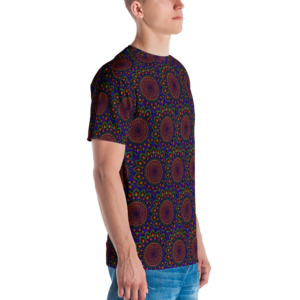 'Torus In A Galaxy Mix' Camiseta de hombre