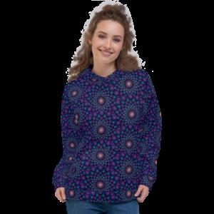 'Mamasita Mix' Vrouwensweater met capuchon