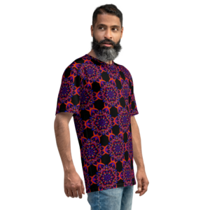 T-shirt herr 'Hidden Mexicano Pattern'