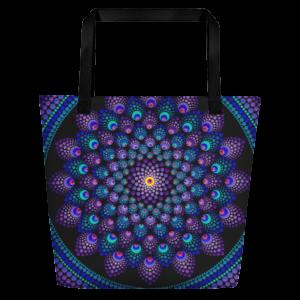 Большая сумка-тоут Mamasita