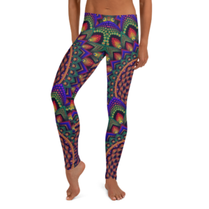 """Torus In A Galaxy"" Leggings"